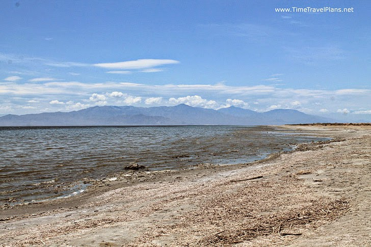 Featured Local Adventurer: Time Travel Plans From Niland to the Salton Sea.