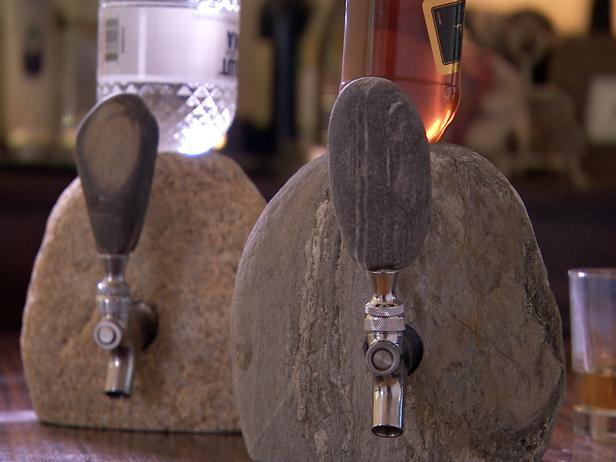 *石頭飲酒機:Stone Drink Dispenser 暢飲無限! 4