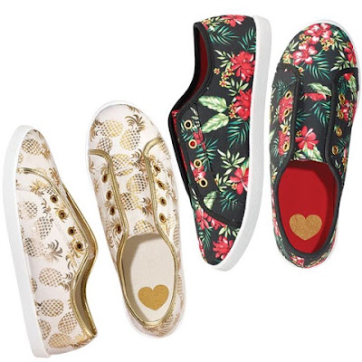 Tropical Slip-On Sneakers | AVON