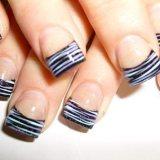 zebra nail designs ideas for trends 2015