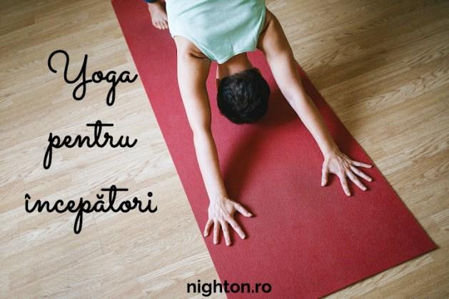 Yoga pentru începători