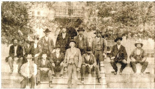 Richland Jurors in 1885