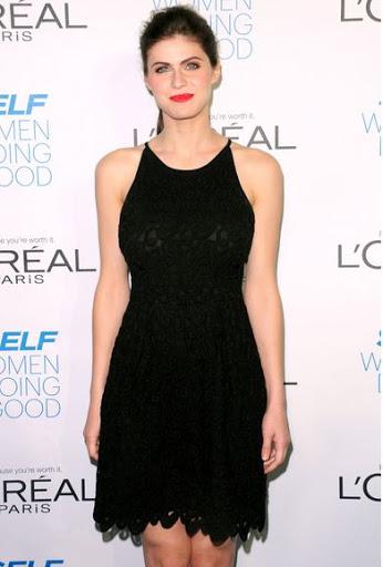 Alexandra Daddario Body Size