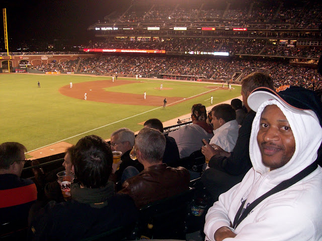IVLP 2010 - Baseball in San Francisco - 100_1369.JPG