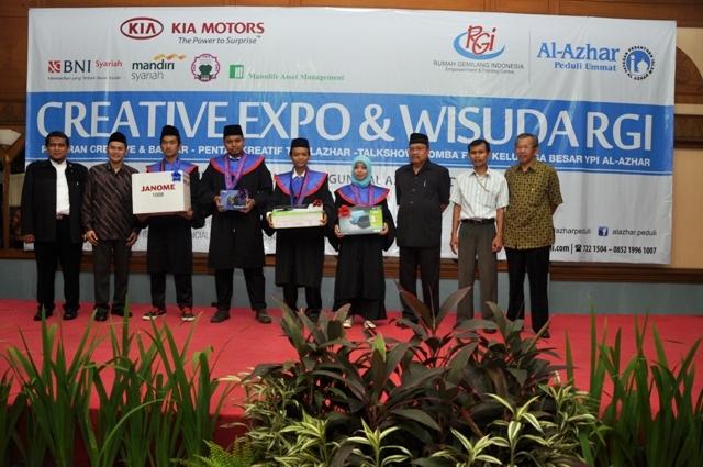 Wisuda dan Kreatif Expo angkatan ke 6 - DSC_0235.JPG