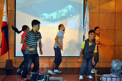 Special Dance Number from MCCID College Tiaong, Quezon Campus