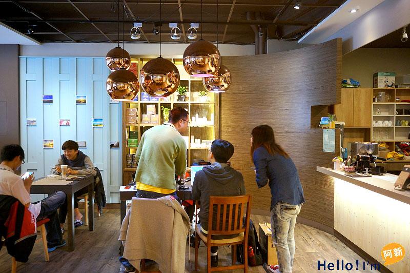 台南中西區咖啡館,日光咖啡-6