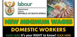 Minimum Wages Domestic Workers