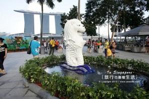 新加坡河 沿岸風光