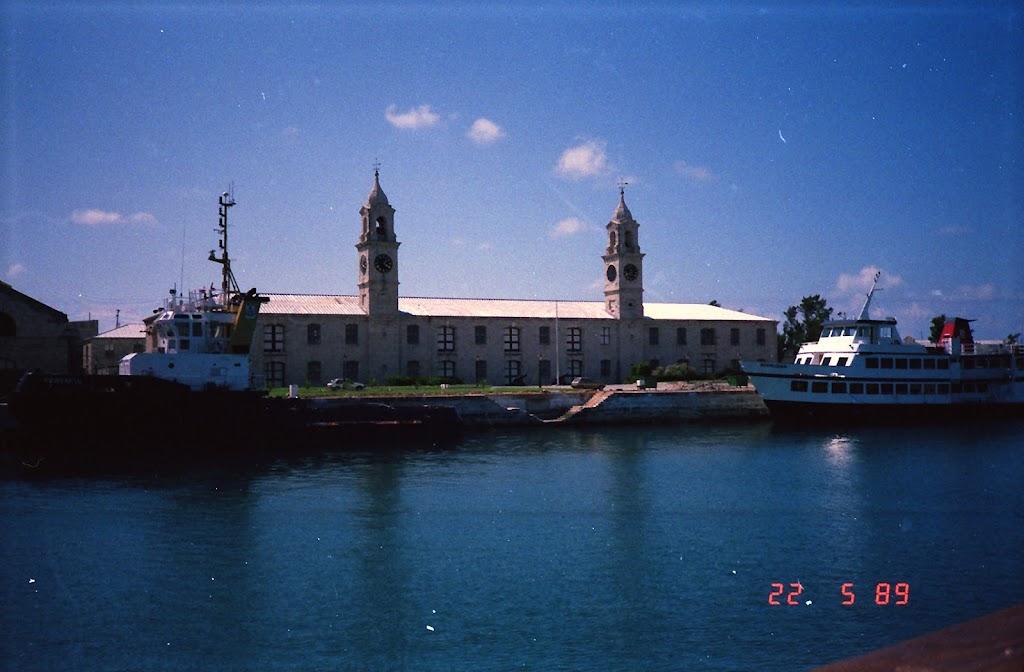 0850Bermuda Harbour