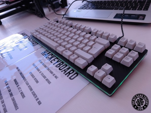 Hackeyboard Maker Faire Lisboa 2015