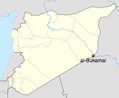Abu Kamal (al-Bukamal) in Syria