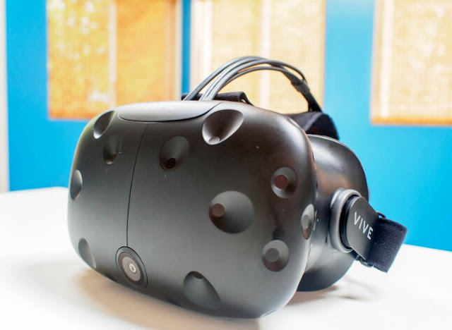 HTC Is Working On A Mobile VR Version Of Vive 1