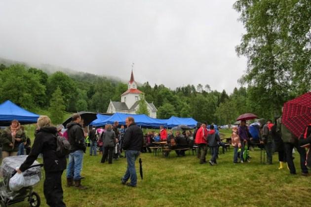 Kosidba u Norveskoj- Turisticka organizacija opštine Ljig226
