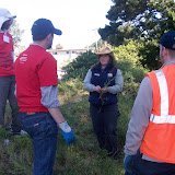 IVLP 2010 - Volunteer Work at Presidio Trust - 100_1411.JPG