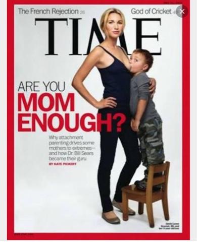 você é mãe o suficiente?