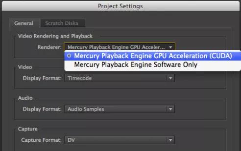 Mr.trick: Fungsi GPU Dalam Rendering di Adobe Premiere Pro CC