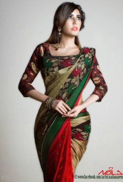 Naila Nayem Bangladeshi Model Actress Biography Photo