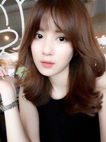 Korean hairstyle female 2018 - Korean Haircut 2018-2019