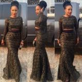 nigerian lace ankara dresses 2016