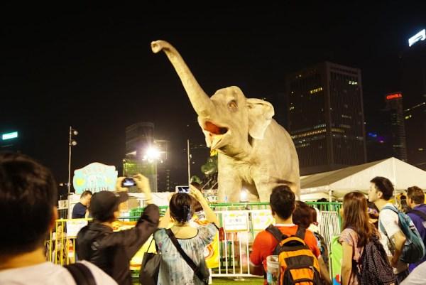 lai yuen elephant