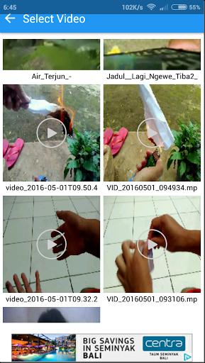 cara membuat file video menjadi mp3