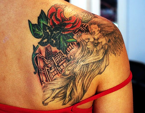 Shoulder Tattoos