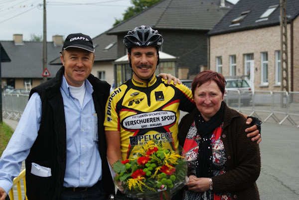 Johan Opsomer en Guido Staels