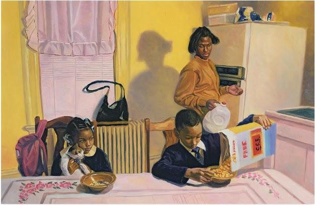 Before The School - Colin Bootman - Maternidade em obras de arte