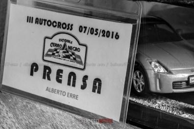 III Autocross (nocturno) de Escudería Cerro Negro de Talavera