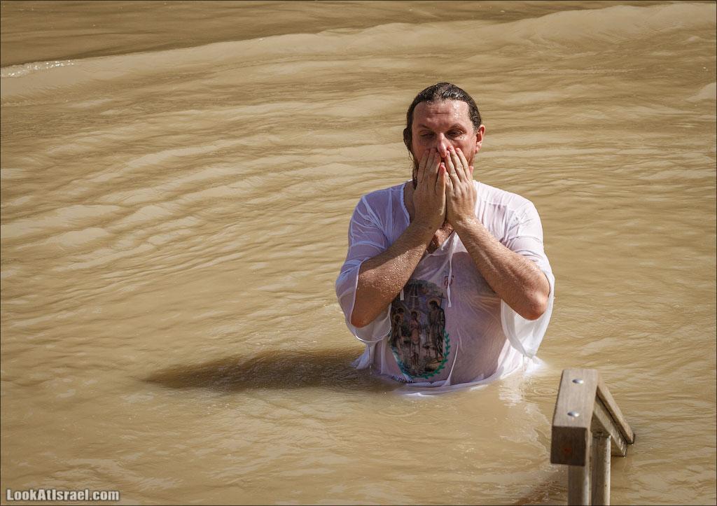 Каср эль-Яхуд – место крещения Христа | LookAtIsrael.com - Фотографии Израиля и не только...