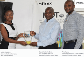 Infinix Mobility Wins BoICT Best Mobile Phone Brand 2016 1