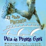 XXV Medio Maratón Villa de Puente Genil (8-Febrero-2015)