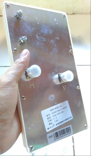 antena mimo rocket m2 titanium