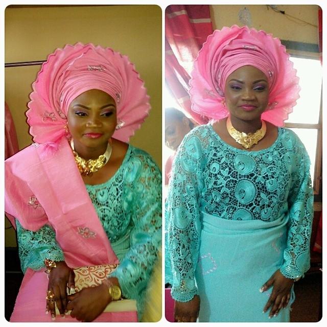 Latest Lace Styles In Nigeria 2016 Fashionte