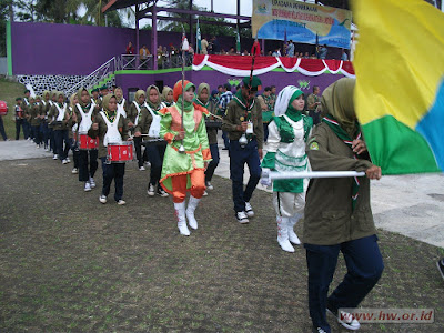 drumband Babussalam, Bandung