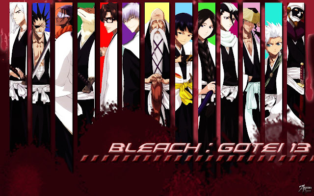 FIGHTING SCENES IN BLEACH ANIME SERIES, IMAGE CREDIT: https://wallpaperaccess.com/bleach-anime
