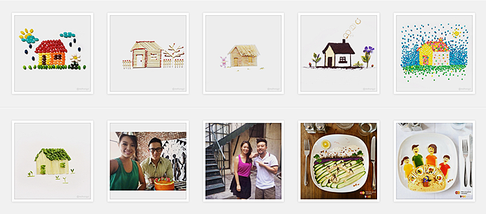 best instagram accounts, food photography, travel, landscape photography, fashion pictures