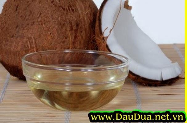 Tinh dầu dừa không làm tăng cholesterol xấu, tinh dầu dừa tăng cholesterol tốt có lợi cho tim mạch