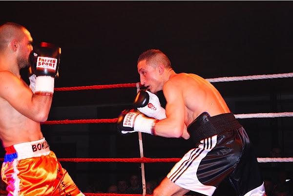 Razmik Grigoryan vs Pasquale Borielle