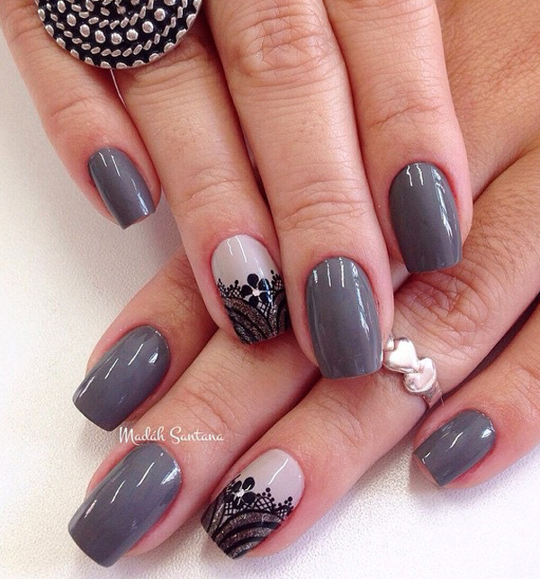 12 Winter Icicle Nail Art Designs Ideas 2016