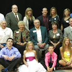 Paulson family and friends