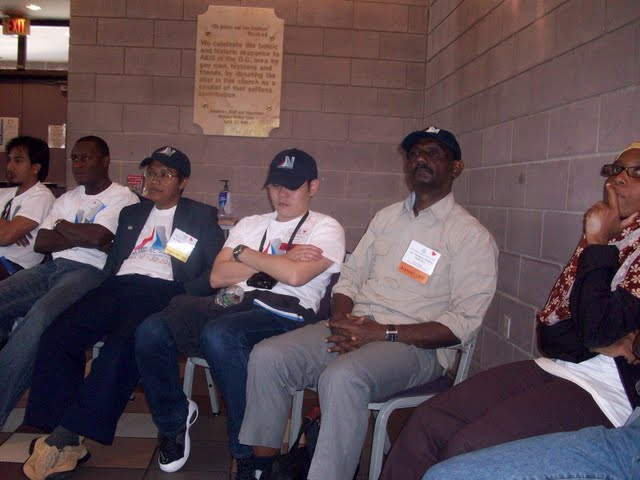 IVLP 2010 - Metropolitan Community Church - 100_0548.JPG