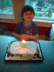 Colden turns 5!
