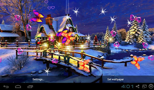 3D Christmas Wallpapers   Apps on Google Play Screenshot Image