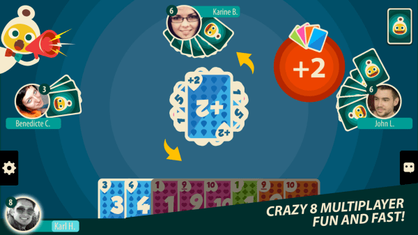 Crazy 8 Multiplayer - Android Apps on Google Play