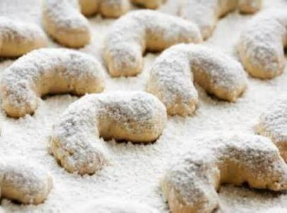 Mexican Wedding Cakes Cookies Recipe   Just A Pinch Recipes Mexican Wedding Cakes  cookies  Recipe