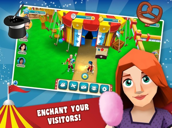 My Free Circus Android Apps on Google Play