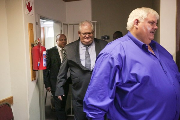 Angelo Agrizzi released on R20'000 bail in corruption case