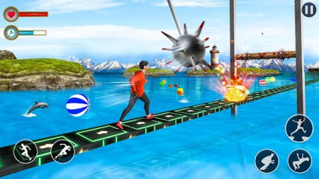 Stuntman Water Running Game   Apps on Google Play Screenshot Image